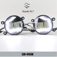 Wholesale Suzuki XL7 front fog LED light on car DRL auto daytime running lights from china suppliers