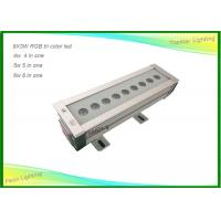 Wholesale 80 Watt Silver White Rgb Led Wall Washer Outdoor Ip65 With Aluminum Shell from china suppliers