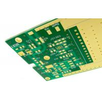 Wholesale Printed Circuit PCB Boards With 6 Layers Design Diagram Immersion Gold Finished  Assembly Electronics Products from china suppliers