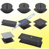 Wholesale Wheel Loader Anti - vibration Pad Rubber Engine Mounts / Excavator Spare Parts from china suppliers