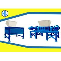 Wholesale 90kw Motor Power Wood Waste Shredder Machine With 30*80 Mm Discharge Size from china suppliers