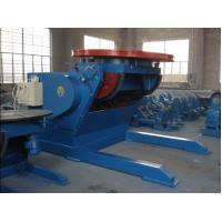 Wholesale 5 Tons Tilting and Revolving Welding Positioner , Foot Pedal Tilting Rotation Arc Welding Table from china suppliers