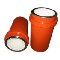 Buy cheap Hot sale API 7K Mud pump Zirconia Ceramic Cylinder Liner with service life up to 4000hours(Керамические втулки) from wholesalers