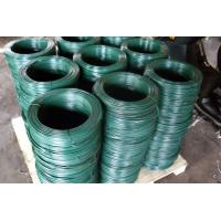 Wholesale Galvanized PVC Coated Tie Wire corrosion resistance UV protected from china suppliers