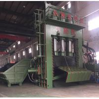 Wholesale PLC Operation Scrap Steel Baling Press With Manual Valve / Scrap Aluminum Baler from china suppliers