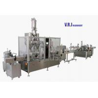 Wholesale powder filling machines,VRJ-80Powder Filling And Capping Production from china suppliers