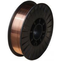 Buy cheap Plastic Spool Packing D270 /D300 Mild Steel Copper-Coated Welding Wire Aws Er70s from wholesalers