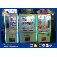 Wholesale Toy Crane Machine Key Master Vending Machine For Amusement Park from china suppliers