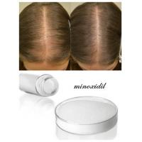 Quality Pharmaceutical Raw Materials Minoxidil 99% White Powder Miracle Cure for Alopecia for sale