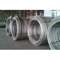 Wholesale Steel Low Carbon Wire Rod , Hot Rolled Steel Drawing Wire 6.5 MM 8 MM 10 MM 12 MM from china suppliers