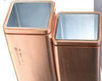 Wholesale export CuAg Copper Mould Tube with higher cost performance made in china for export from china suppliers