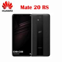 Wholesale l Huawei Mate 20 RS Phone Andorid 9.0 Kirin 980 Octa Core NFC Quick Charger 6.39 Inch 2k+ 3120 x 1440 8G RAM 512G ROM from china suppliers