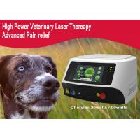 Wholesale Diode Laser Therapy Machine For Dogs /  Canines , GaAlAs Diode Laser Treatment Device from china suppliers