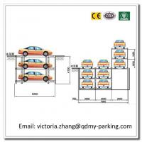 Wholesale 2-3 Levels Pit Parking Mechanical Carport Parking Lift  Vertical Parking Garage from china suppliers