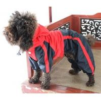 Wholesale Water Proof Pet Large Breed Dog Clothes Raincoat Outfits L - XL Size from china suppliers