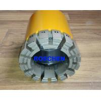 Wholesale Q Wireline Coring System NQ HQ PQ Impregnated Drill Drill Bits , ISO from china suppliers