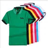 Wholesale Drop shipping custom any color merino wool t shirt with your own logo from china suppliers