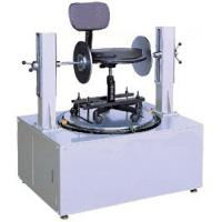 Wholesale Micro computer controller Chair Testing Machine , Office Chair Swivel Cycling Durability Tester from china suppliers