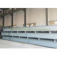 Wholesale ASTMA53 / ASTM A573 Welded H Channel Steel , L Shaped Steel Beam from china suppliers