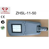 Quality 60W LED street light fixtures 6600lm for Roadway Die casting Aluminium IP65 for sale