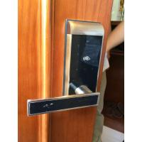 Wholesale RFID card, remote control, password door lock suitable for your home, hotel from china suppliers