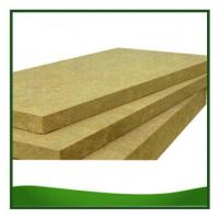 Wholesale Rock Wool Heat Resistant Thermal Insulation Boards For Walls 25 - 150 MM Thickness from china suppliers