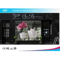 Wholesale P3.75 Trans Eyes Transparent Video Wall , Hd Glass Led Display Advertising from china suppliers