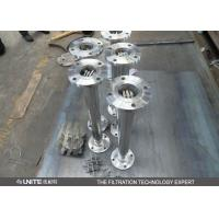 Buy cheap Internal Unit SX Inline Static Mixer For Chemical / Petroleum from wholesalers