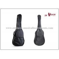 Wholesale Music Classic Guitar Bag With 420D Oxford Cover Carrying Handle And StrapMusic Pockets from china suppliers