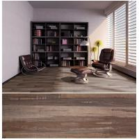 plastic wood floor interlocking wood flooring 3d board panel