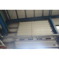 Wholesale High Density Sectional Overhead Door Fully Automatic Operation Fire Prevention from china suppliers
