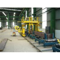 Wholesale Gantry Box Beam Welding Production Line Heavy Duty Rail 38KG/m from china suppliers