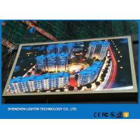 Wholesale 1 / 8 Scan Outdoor Commercial Digital LED Billboard P6 SMD Multi Color Video LED Waterproof Billboard from china suppliers