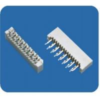 Wholesale 1.0mm pitch FFC/FPC Non Zif  connectors,straight angle from china suppliers
