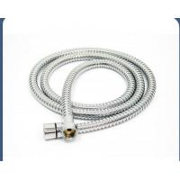 Wholesale Customized Chrome Flexible Shower Head Extension Hose , Shower Spray Hose from china suppliers