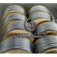 Wholesale NiCr 80/20 Nichrome Alloy 0.574mm Nickel Base Alloy Wire Thermo - Electric Alloys,heating core,radium tube,raidum light from china suppliers
