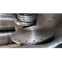 Wholesale DIN 2527 Norm Blind Steel Pipe Flange PN 2.5 - PN 400 , ISO9001 Steel Blind Flanges from china suppliers