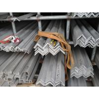 Wholesale Hot Rolled 304 Stainless Steel Angle Bar ASTM A479 For Structure from china suppliers