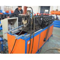 Wholesale High Speed Colour Steel Angle Profile Making Machine , metal roll forming systems from china suppliers
