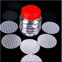 Wholesale Semi Peel Indcution Liner Aluminum Foil Seal Gasket for Bottles from china suppliers