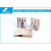 Wholesale Special Perfume Samples Box Packaging Glass / Plastic Bottles Luxury Packaging Boxes from china suppliers