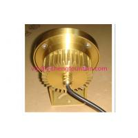 Quality Fully Brass Underwater Fountain Lights 196mm Height 139mm Diameter Of Different Lighting Angles for sale