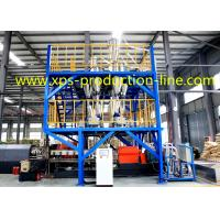 Wholesale Extruded Styrofoam Sheets Single Screw Extruder 200MM XPS Equipment from china suppliers