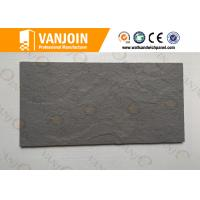 Wholesale Natural Texture Decorative Stone Tiles , Flexible Wall Tiles Soft Slate from china suppliers