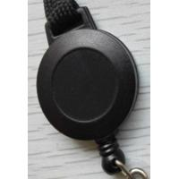 Buy cheap Hanging Retractable ID Badge Reels,custom Logo and color ABS Retractable ID Badge Reels  30015A from wholesalers