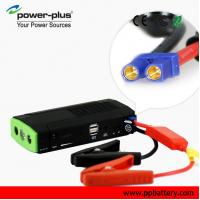 Wholesale Car Accessories Portable Multi-Function Jump Starter With 3 LED Lights Dual USB from china suppliers