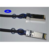 Wholesale Silver Connector Round Passive Copper Cable For Network Attached Storage from china suppliers