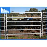 Buy cheap 2mm Thickness Heavy Duty Horse Fencing Panels High Security For Farming from wholesalers