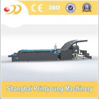 Wholesale Semi Automatic Flute Laminating Machine For 350gsm Paper Cardboard Corrugated Box from china suppliers