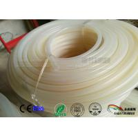 Quality clear silicone sealing strips,transparent 15mm silicone tubes for sale